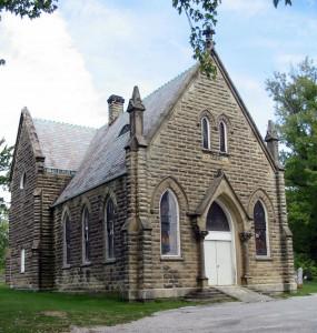Grove Cemetery Chapel